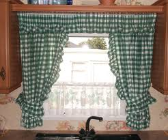 kitchen cafe curtains ideas adorable large size plus kitchen curtain ideas using