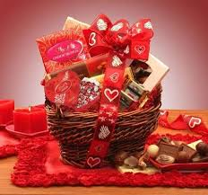 chocolate basket delivery gifts and flowers delivery lebanon valentines day gift chocolate