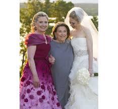 chelsea clinton wedding dress pictures a look back at oscar de la renta s best dresses