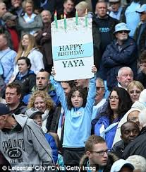 manchester u0027s yaya toure claims u0027hates u0027 birthdays daily