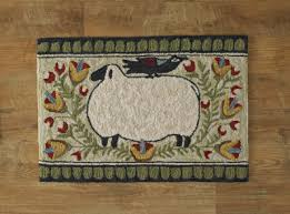 park designs hooked rugs