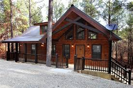 1 bedroom with loft log cabin the retreat at artesian lakes in hillside paradise cabin in broken bow ok sleeps 2 hidden in one bedroom cabins