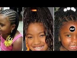 little girls braided hairstyles youtube