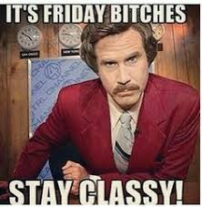 Ron Burgundy Meme - glad you re part of my wolfpack happy birthday alan hangover