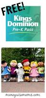 free pre k pass for kings dominion moneywise moms