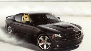 Doge Meme Car - doge charger much fast very car imgur