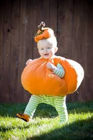 Baby Pumpkin Costume 164 Best Kids In Costume Images On Pinterest Children Costumes