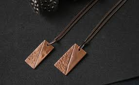 custom necklaces for couples 50 superb matching necklaces for couples couples necklaces