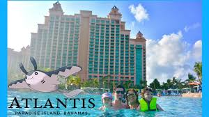 kids fun at disney atlantis bahamas family trip to bahamas