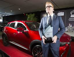 mazda canada mazda cx 3 shown canadian love at the toronto auto show toronto star