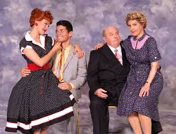 i love lucy check out i love lucy in living color theater san francisco
