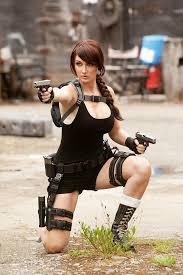 Tomb Raider Halloween Costumes Laura Craft Cosplay ℭᎧᎦᎮlaყ Cosplay