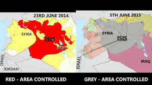 Syria Map Control new 2015 end times headlines latest isis syria territory map