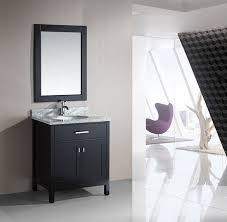 design element bathroom vanities design element single 30 inch modern bathroom vanity set