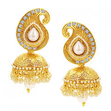 gold earrings online buy earrings online india fashion jhumka earrings online shopping