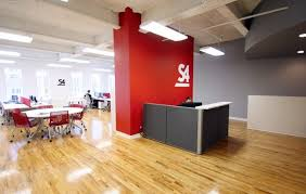 great color schemes for office interior design google search