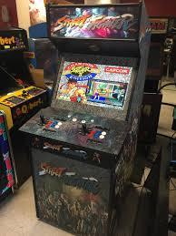 Street Fighter 3 Arcade Cabinet Arcade Factory Com