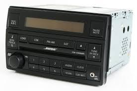 nissan altima 2016 ds nissan altima 05 06 bose radio am fm 6 disc cd player w aux mp3