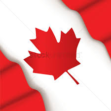 Candaian Flag Canada Flag Wallpaper Design Vector Image 1974944 Stockunlimited