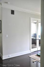 light warm gray paint how to paint perfect wide stripes sherwin williams agreeable gray