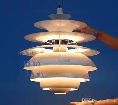 Wholesale Pendant Lighting Discount Wholesale Louis Poulsen Snowball Suspension Pendant Lamp
