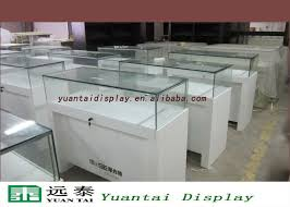 Used Display Cabinets Modern Glass Display Cabinet And Showcase For Jewellery Retail