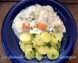 recettes de cuisine marmiton poisson blanquette de poisson blanc ww au thermomix le chaudron magique