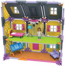 amazon com k u0027nex mighty makers home designer building set toys