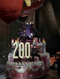 was the 1996 97 pink cake castle partly inspired by tim burton u0027s