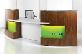 Unique Reception Desks Various Modern Reception Desk 3 6meter Design Grey White