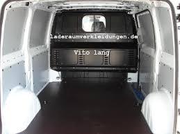 mercedes vito ladefläche vito laderaumverkleidung direkt ab werk