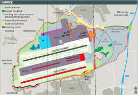 gatwick airport growth plan feature new civil engineer