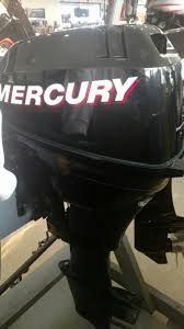 2008 mercury 15 hp outboard for sale in algonac mi rose marine