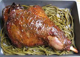 cuisiner un gigot d agneau au four gigot d agneau mariné aux herbes et glacé au miel a vos listes