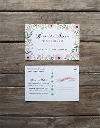 design your own save the date 15 free awesome wedding printable projects