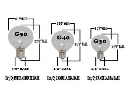 Led Blue Light Bulb by 5 Pack Blue Led G50 Globe Bulbs Novelty Lights