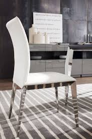 Modern White Dining Chairs White Modern Dining Chair Modern Chairs Design