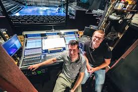 sound designer the marriott theatre goes digital with digico sd7t front of house
