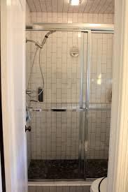 Glass Subway Tile Bathroom Ideas White Subway Tile Bathroom Ideas Beautiful Home Design