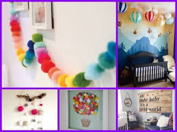 Nursery Room Decoration Ideas 25 Diy Ba Room Decorating Ideas Ba Nursery Decor Baby