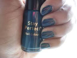 boots no7 stay perfect nail colour in