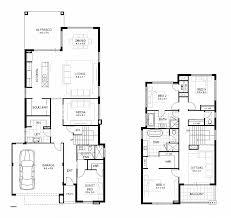house floor plans perth skinny houses floor plans luxury narrow lot double storey house