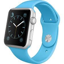 apple watch green light apple watch sport 42mm smartwatch mlc52ll a b h photo video