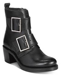 womens boots frye frye s sabrina buckle moto booties boots shoes