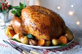 Recipes For Roast Turkey Thanksgiving Roast Turkey With Date Pancetta And Rye Bread Stuffing Tesco