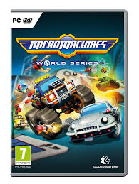 micro machines world series ps4 amazon co uk pc u0026 video games