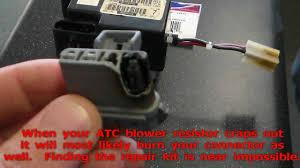 solved how do i remove heater blower motor fixya