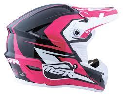 pink motocross gear mx sc1 score womens motocross helmets