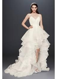 the wedding dress beaded lace and organza two wedding dress david s bridal