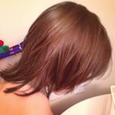 long hair in front shoulder length in back layered haircuts for long hair front and back view how to layered